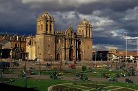 Cathedral and Plaza de Armas, Cuzco